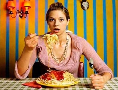 La comida y el cortisol en el proceso de duelo