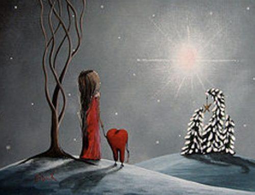 Un respiro para tu corazón en duelo en esta Navidad